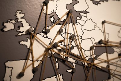 Netzwerke Finanzdienstleister