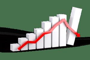 Graph Leerverkauf Beispiel