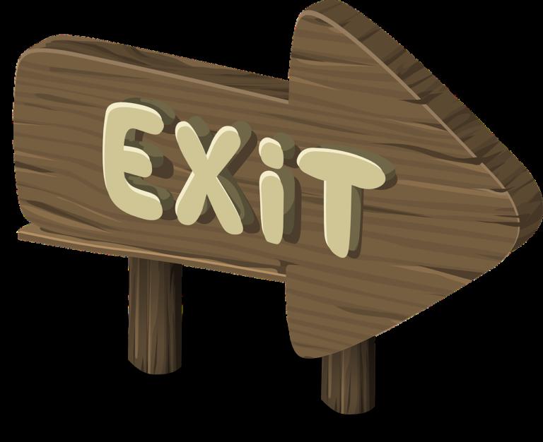 Exit Signae