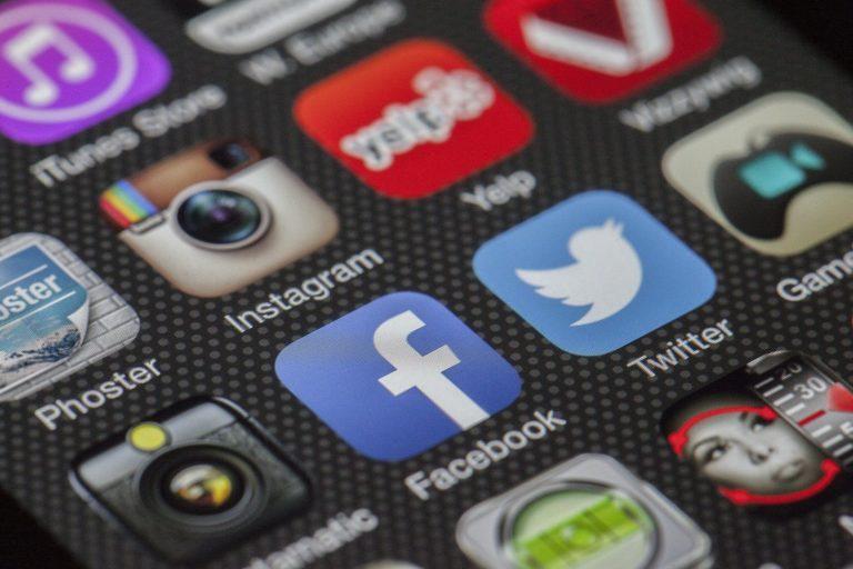 Social Media Börse
